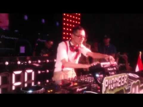 Pioneer Digital DJ Battle Asia Championship 2012 - DJ Pucuy - Indonesia