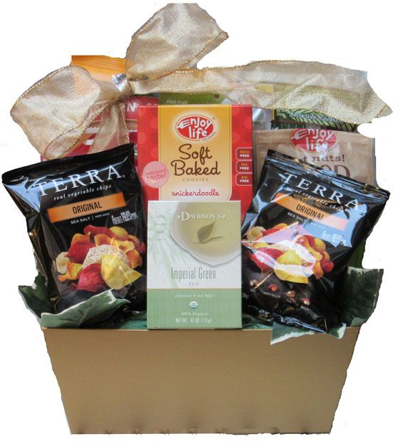 Best 25 gluten free gift baskets ideas on pinterest gluten free allergy free gift baskets combination allergy baskets gluten free gift dairy free food baskets peanut free celiac disease nut free dairy allergies negle Image collections
