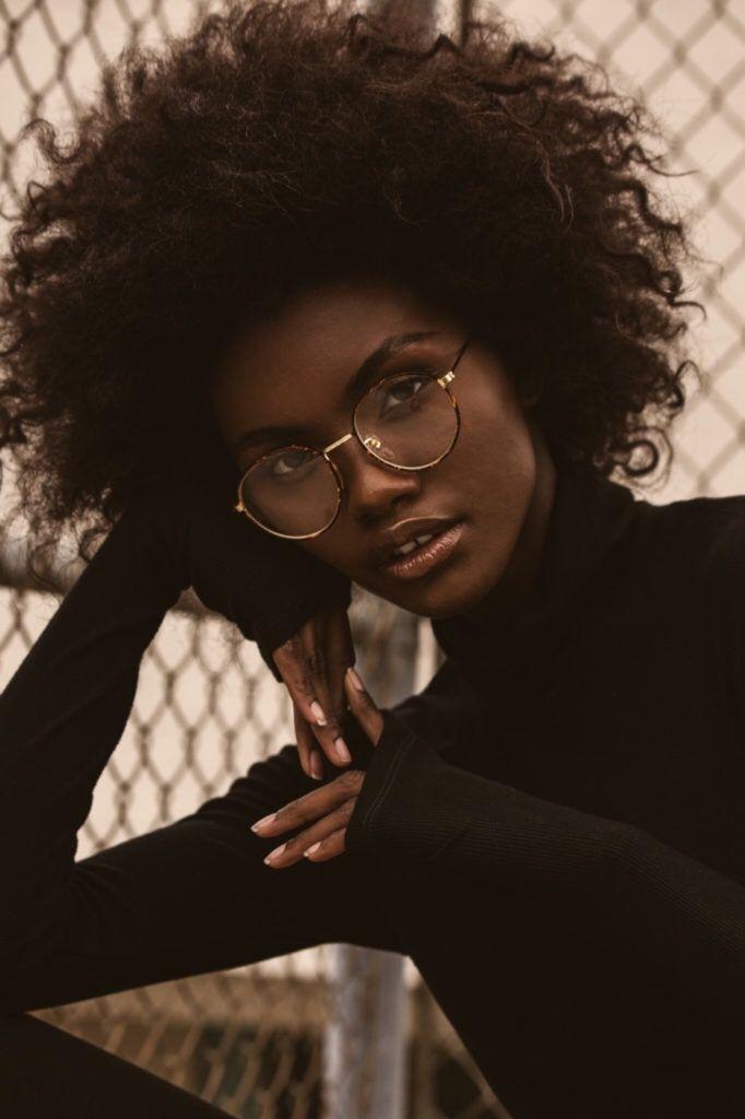 Instagram afrikansk mörk hud i Göteborg