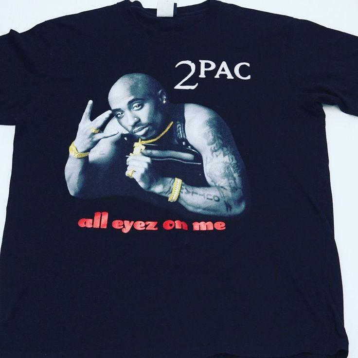 Death Row Records 2005 Tupac Shakur All Eyes on Me Shirt | eBay