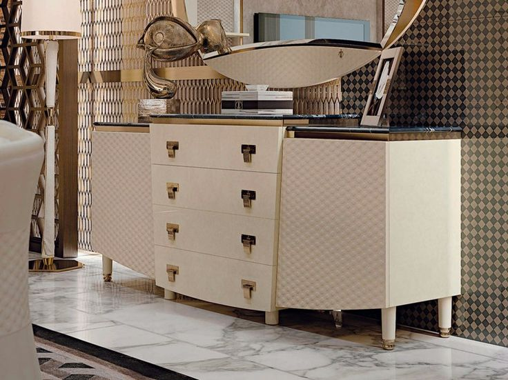 VOGUE Sideboard Vogue Collection By Turri Design Andrea Bonini