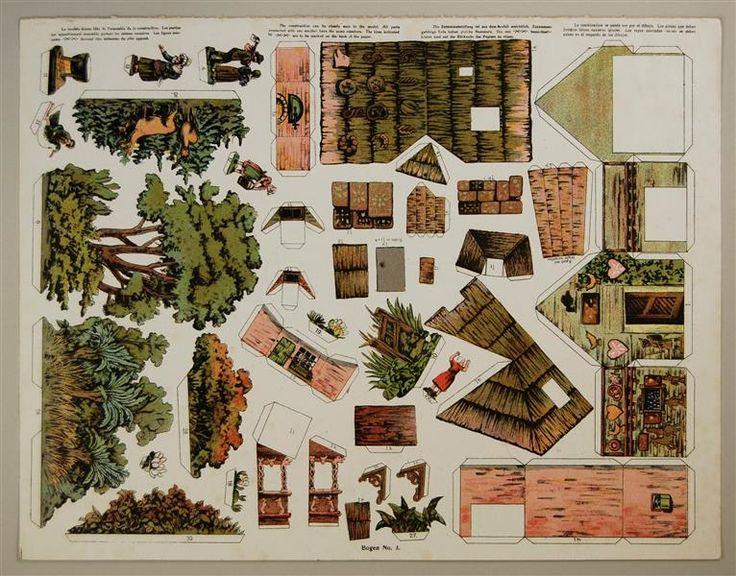 85 besten basteln bilder auf pinterest weihnachtsb ckerei hexenhaus und kekse. Black Bedroom Furniture Sets. Home Design Ideas