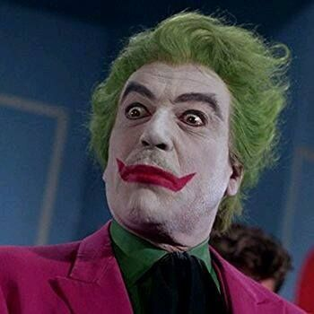Cesar Romero - The Joker