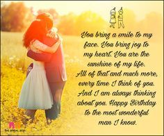 Birthday Love Quotes For Him - 6
