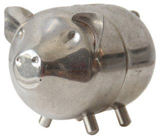 Midcentury Piggy Bank