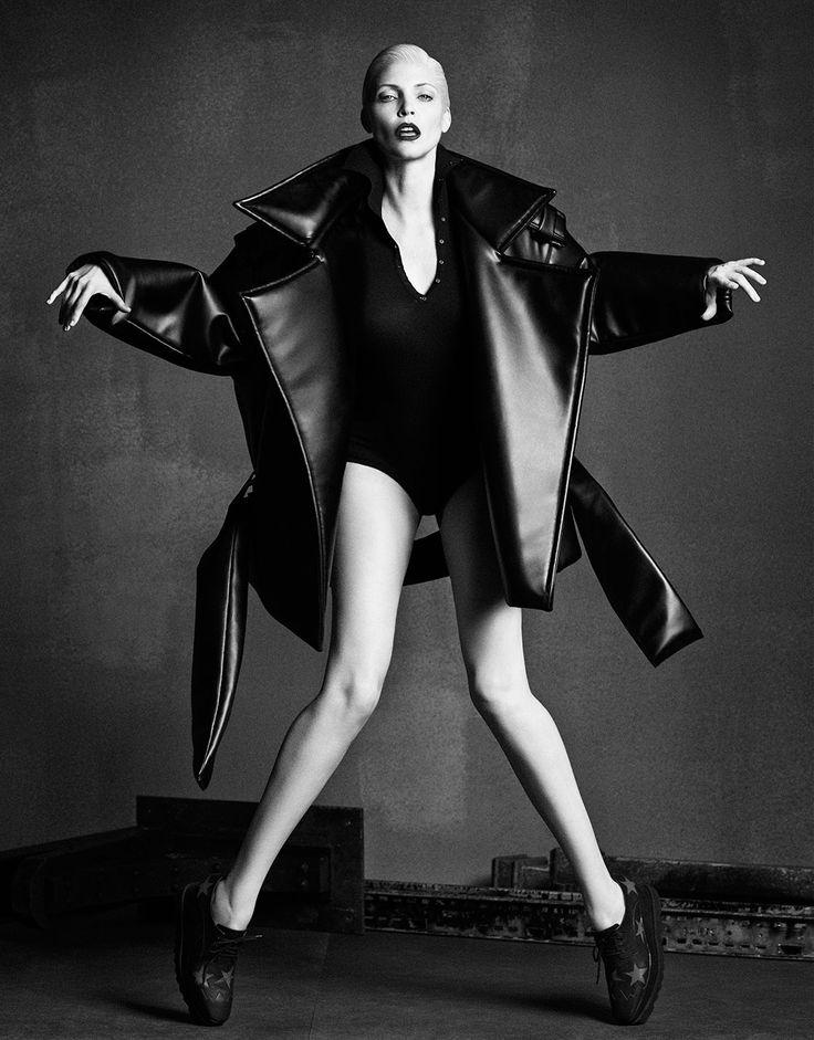 Vogue Japan September 2014 by Luigi & Iango   models.com MDX