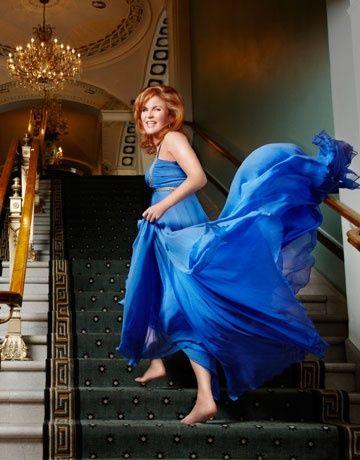 HRH - Sarah, Duchess of York