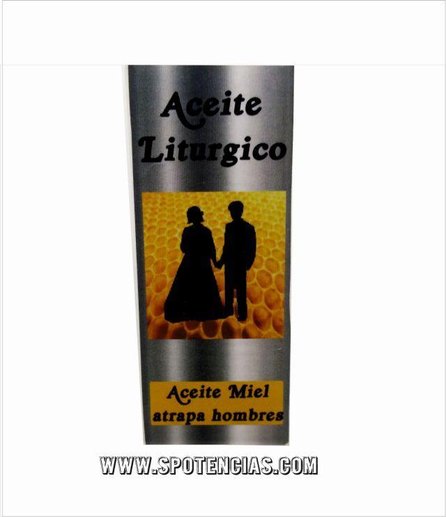aceite utilizado en rituales de amor  www.spotencias.com