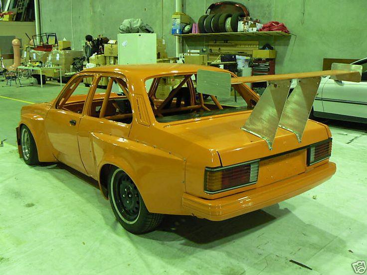 Gemini Sports Sedan   The New Zealand GM T-Car Club