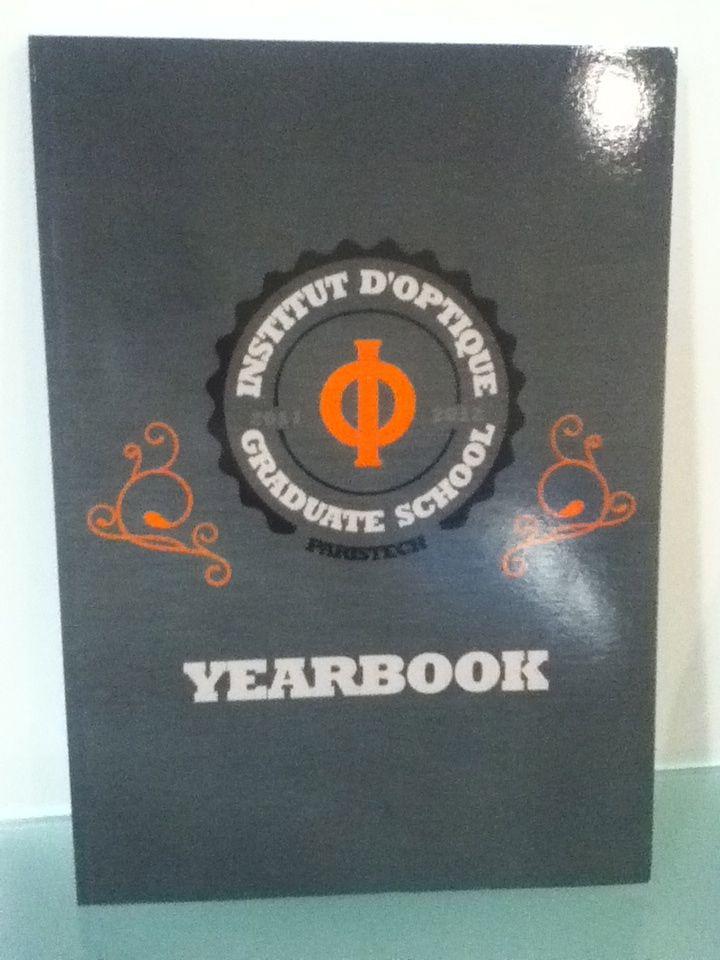 Yearbook Institut d'Optique Graduate School 2011-2012