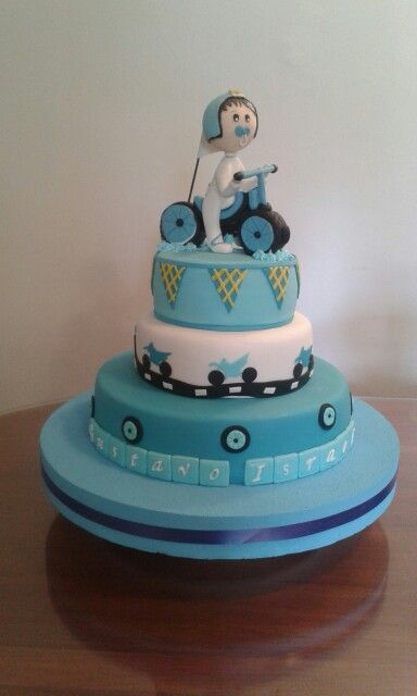 Baby Champ / Torta Baby Shower