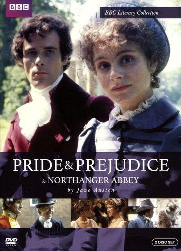 Pride and Prejudice & Northanger Abbey by Jane Austen [DVD]