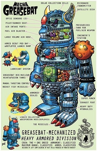 17 Best images about Monster anatomy and mecha diagrams on ...