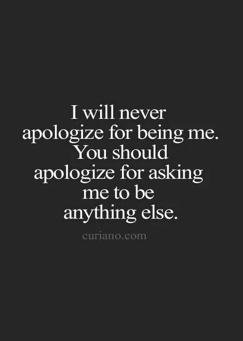 Narcissists never apologize. You never have in 10+years so I dont expect it to ever happen