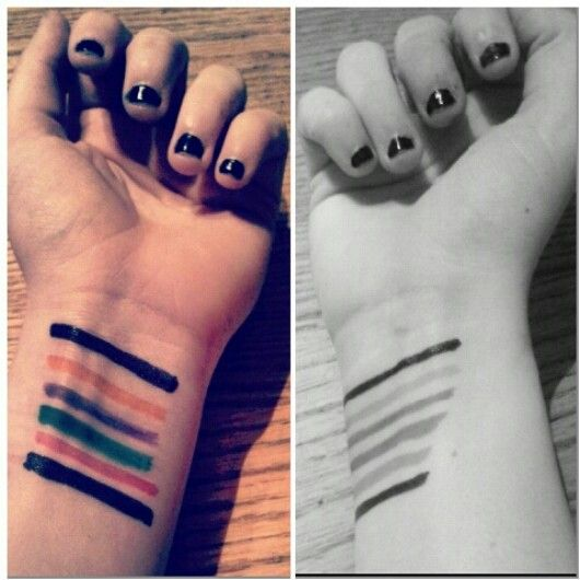 Drawing Lines On Your Wrist : Best the butterfly project images on pinterest