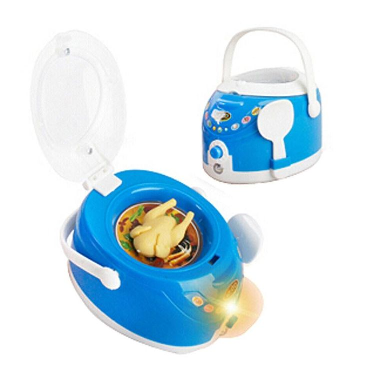MINI Home Appliance Model Toys Kids Electronic Toys Play Toys(Rice cooker) #HomeAppliancesElectronics