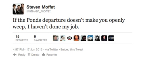 I accept your challenge Moffat.