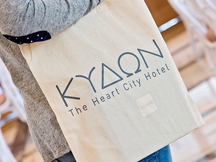 Eco Bag for Kydon Hotel