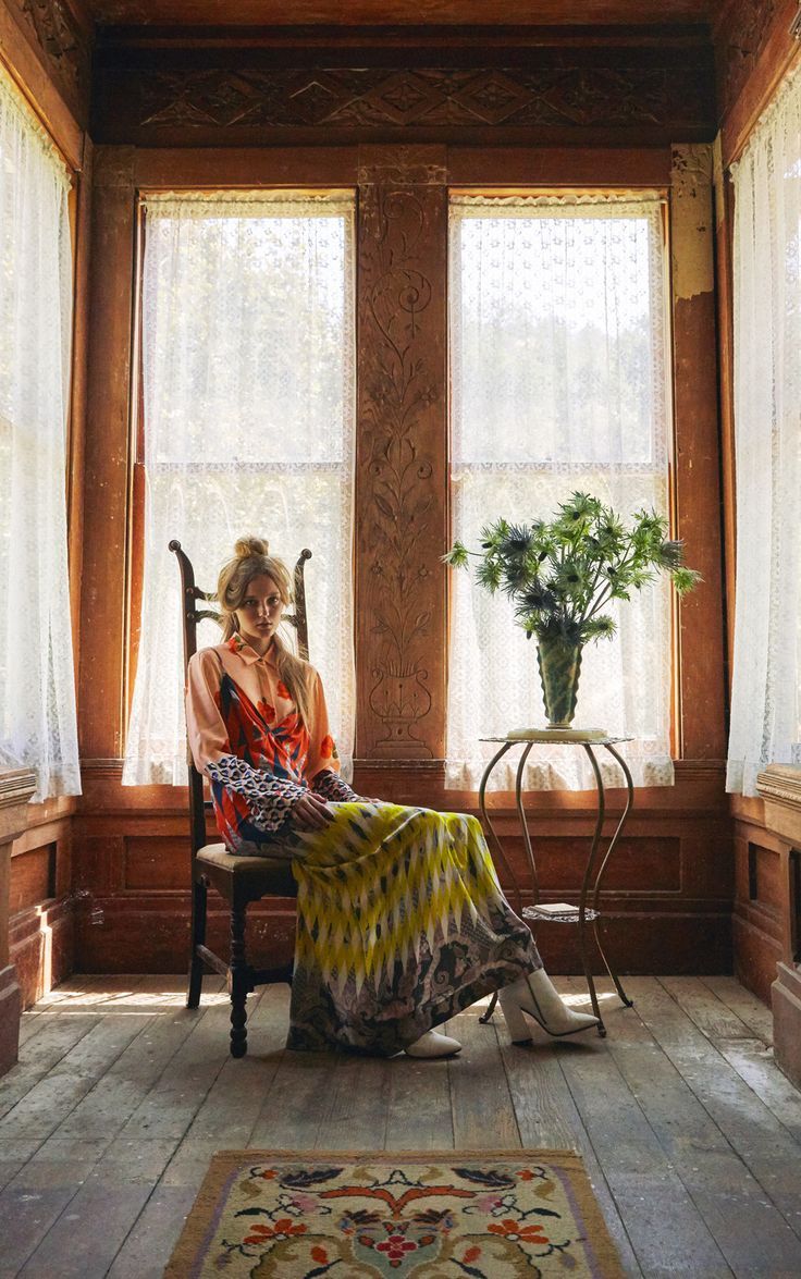 Bloomsbury for Nylon
