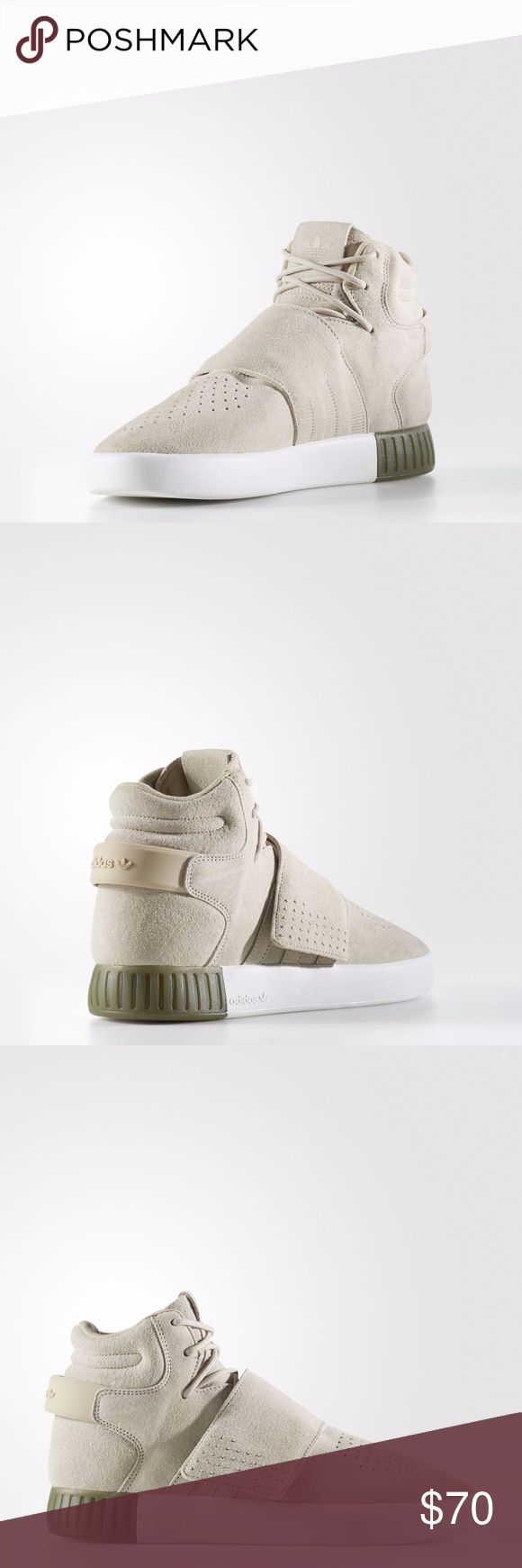 Adidas Women Sneakers Women's Tubular Invader Strap  W Clay Brown / B39366 / Adidas Olive New Item Never been Worn Comes with original box. adidas Shoes Sneakers