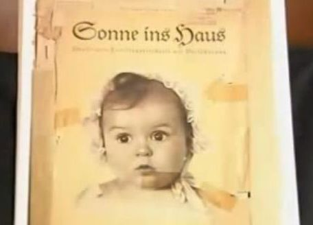The Hidden Identity of This Nazi Poster Child Would Have Stunned Hitler:  During the mid-1930s,  Hessy Taft was a baby in Berlin — a particularly attractive baby who was chosen for the cover of a Nazi magazine intended to show the perfect Aryan child. Little did its editors know, their picture-perfect cover baby was actually Jewish.