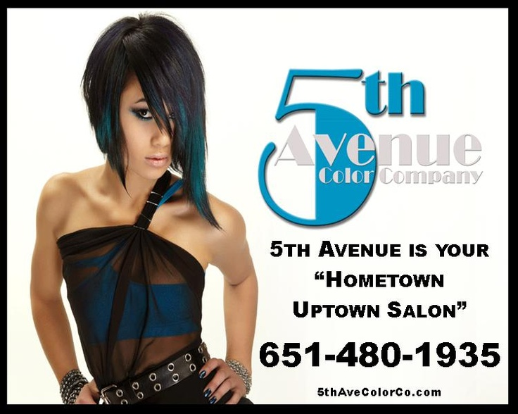 Our salon 5th avenue color company work pinterest for 5th avenue salon