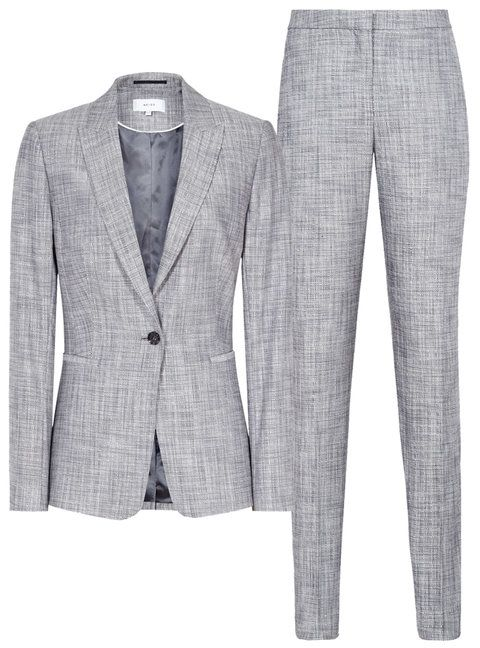 These Spring Suits Will Up Your Work Wear Game - Reiss - from InStyle.com