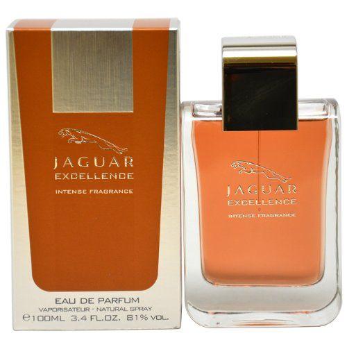 Introducing Jaguar Excellence Intense Eau De Parfum Spray for Men 34 Ounce. Great Product and follow us to get more updates!