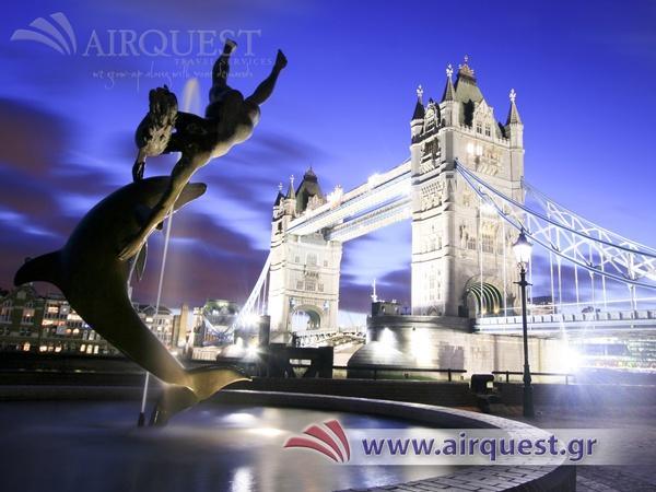 Μεγάλη Βρετανία - Λονδίνο (Tower Bridge)