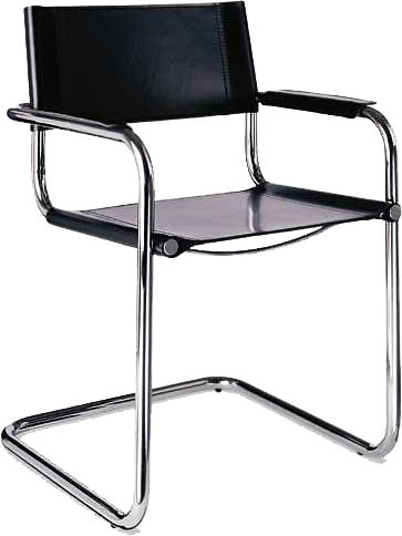 B34 Chair by Marcel Breuer