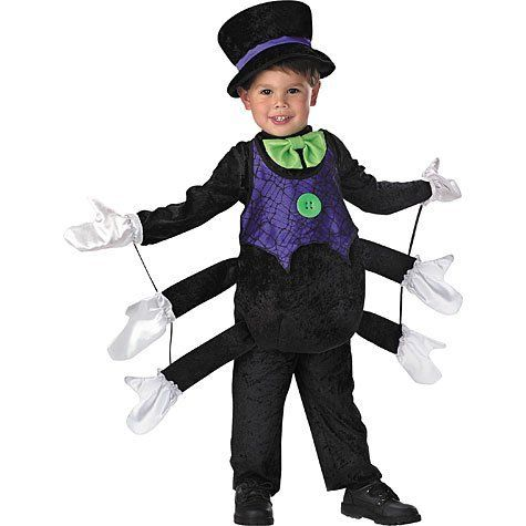 boys spider costume order itsy bitsy spider costume toddler boy in cool gifts for kids