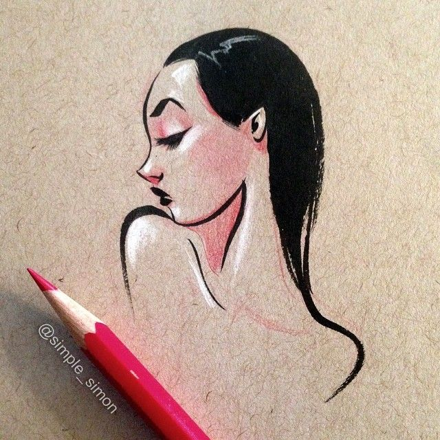 Simon Hayag III @simple_simon Sketch ✏️ I hope ...Instagram photo   Websta (Webstagram)
