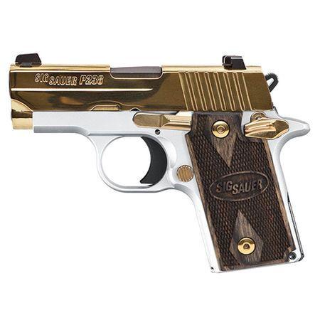 SIG Sauer P238 White Gold Handgun-937006 - Gander Mountain