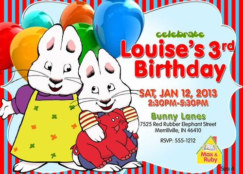 53 best Personalized Birthday Invitations images on Pinterest