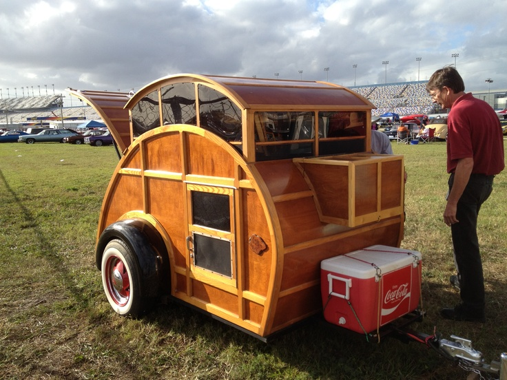 17 Best Images About Woody Teardrop Pop Up Camper On