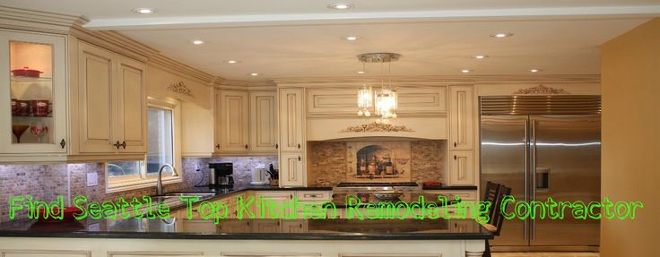 Find Seattle Top Kitchen Remodeling Contractor