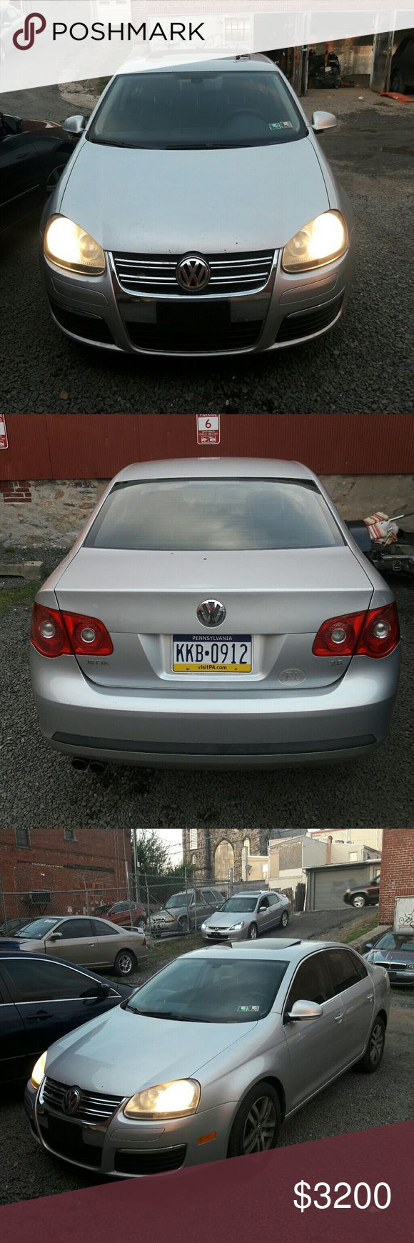 Volkswagen Jetta 2005 166 thousand miles Good condition everything works Other