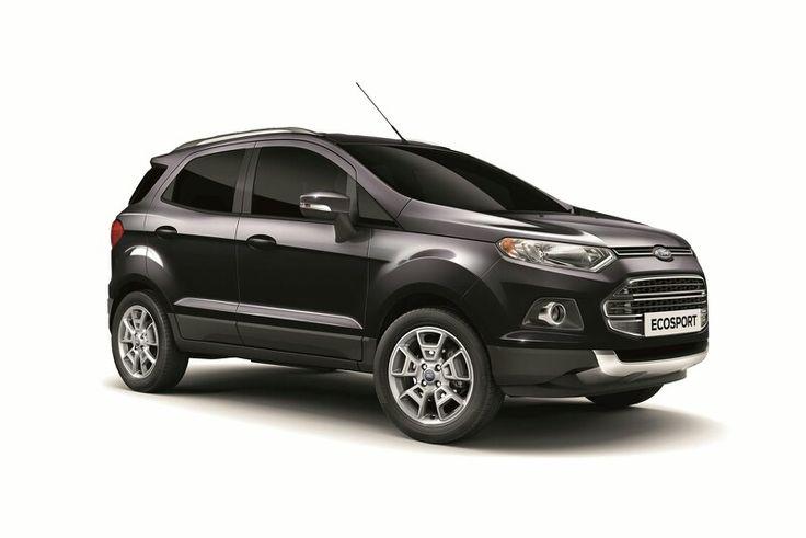 Ford Ecosport Ltd Edition