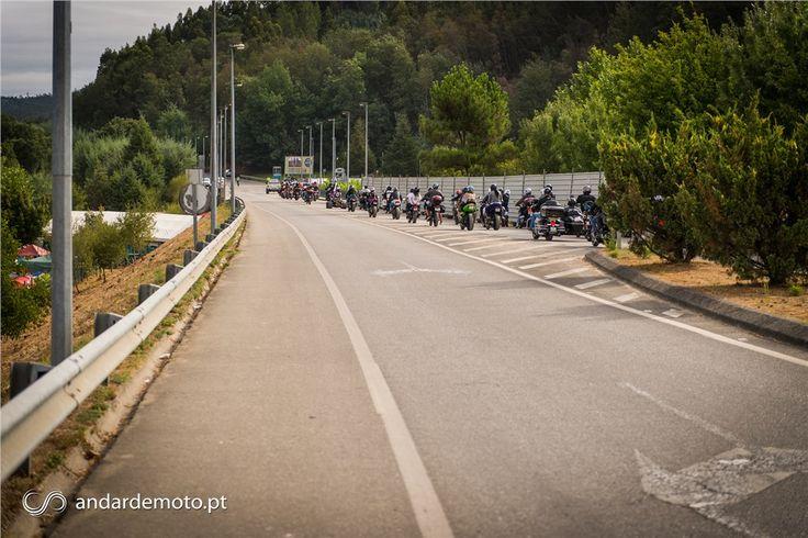 Góis 2015 - 22ª Concentração Internacional de Motos do Góis Moto Clube - Domingo e a despedida - Motoclubes - Multimédia - Andar de Moto