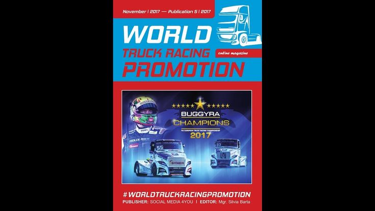 11/2017 World Truck Racing Promotion