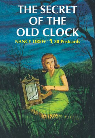 Nancy Drew big fan - this was the first book...
