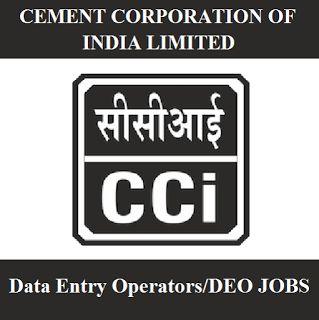 CCI Admit Card 2017 | Data Entry Operators Jobs | Apply Now | Sarkari Naukri