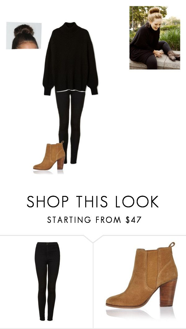 Untitled #11 by beata-apanasewicz on Polyvore featuring Topshop and River Island