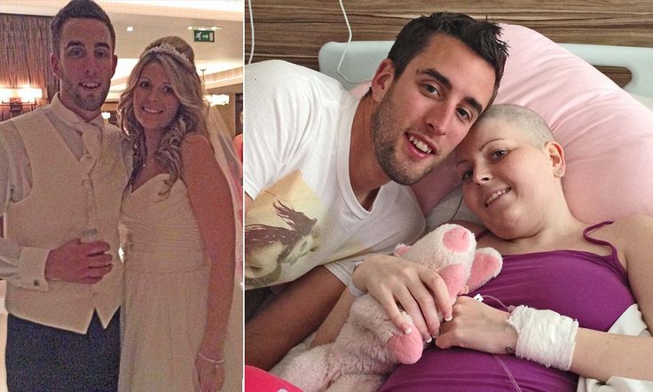 Newlywed dies of cervical cancer aged 26