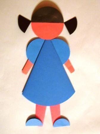 20 Paper Semi-circles Crafts For Kids | PicturesCrafts.com