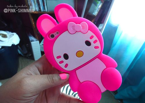 Hello Kitty iPhone case! ♥      WHERE IS THIS FROM
