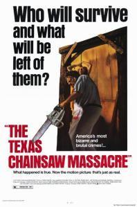 The Texas Chainsaw Massacre - La Masacre de Texas (1974) Classical horror movies