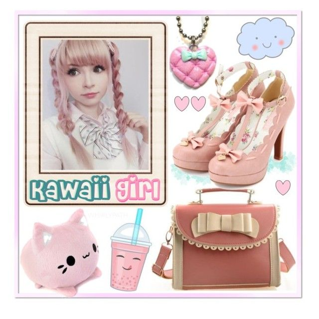 Kawaii Girl! by whirlypath on Polyvore