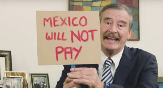 "Vicente Fox Drops F-Bomb Live On CNN; Says Trump Just ""Trying To Save Face"" With Voters On Border Wall http://betiforexcom.livejournal.com/27370217.html  Last night the Washington Post dumped it's latest 'bombshell' White House leaks in the form of full transcripts of Trump's calls with Mexican President Enrique Pena Nieto and Australian Prime Minister Malcolm Turnbull from back in January...which, in Trump years, feels like it was about 20 years ago (we covered it here: Trump Phone Call…"