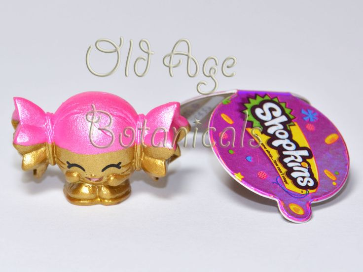 Shopkins  Limited Edition MANDY CANDY From Food Fair 2 2017 Only 1000 Made